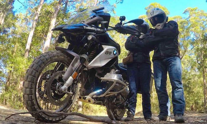 Continental TKC80 Motorbike Tire Review