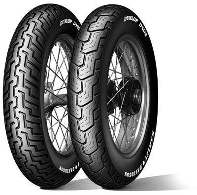 Dunlop Harley Davidson D402  Review